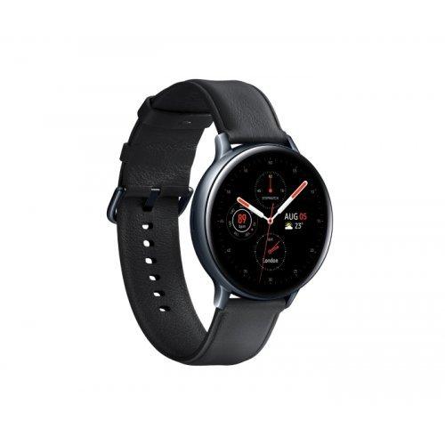 Ръчен часовник Samsung SM-R820N Galaxy Watch Active2 Stainless Steel 44mm, Aqua Black (снимка 1)