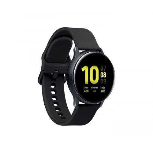 Ръчен часовник Samsung SM-R820N Galaxy Watch Active2 Aluminium 44mm, Aqua Black (снимка 1)