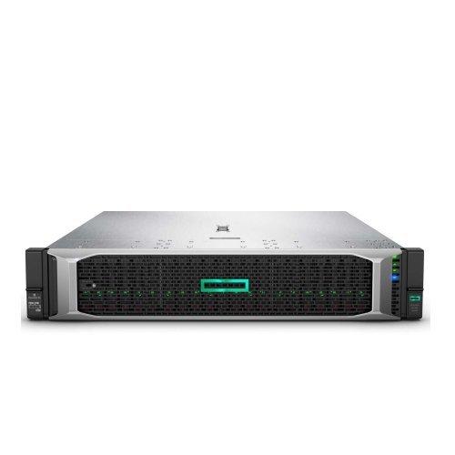 Сървър HPE DL380 G10, Xeon 3106-B, 16GB,  E208i-p, 2x300GB SAS, 8SFF, 500W, Entry (снимка 1)
