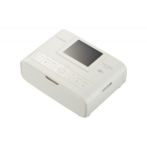 Принтер Canon SELPHY CP1300, white (снимка 1)