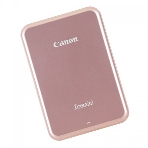 Принтер Canon Zoemini pocket-sized printer with Bluetooth, Rose gold and White (снимка 1)