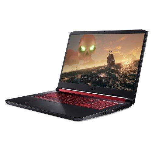 """Лаптоп Acer Nitro 5 AN517-51-51CQ, NH.Q5EEX.004, 17.3"""", Intel Core i5 Quad-Core, с БДС (снимка 1)"""