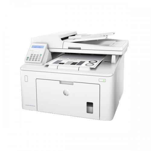 Принтер HP LaserJet Pro MFP M227fdn (снимка 1)