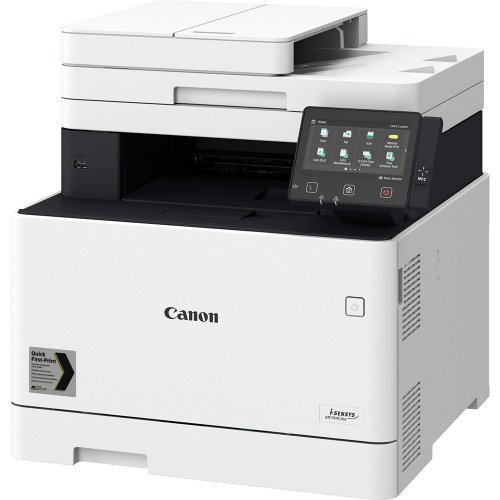 Принтер Canon i-SENSYS MF744Cdw Printer/Scanner/Copier/Fax (снимка 1)