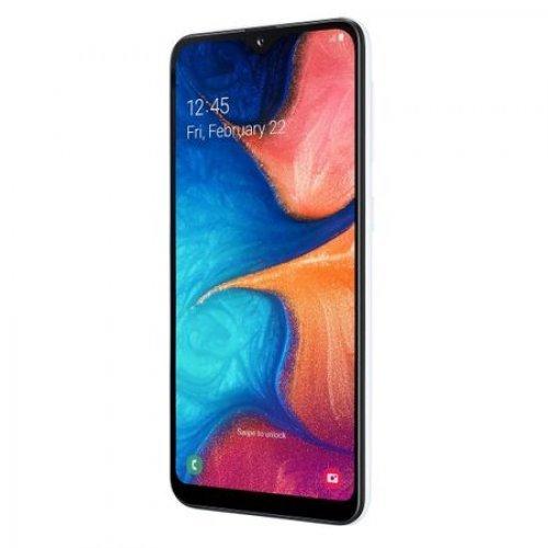 Смартфон Samsung SM-A202F GALAXY A20e (2019) Dual SIM, White (снимка 1)