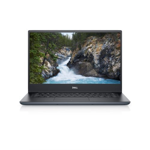 "Лаптоп Dell Vostro 5490, Intel Core i7-10510U (up to 4.9 GHz, 8MB), 14"" FullHD (1920x1080) Anti-Glare, HD Cam, 8GB 2666MHz DDR4, 512GB SSD,NVIDIA GeForce MX250 Graphics with 2GB GDDR5 vRAM , 802.11ac, BT 4.0, Backlit Keyboard, Linux, Silver (снимка 1)"