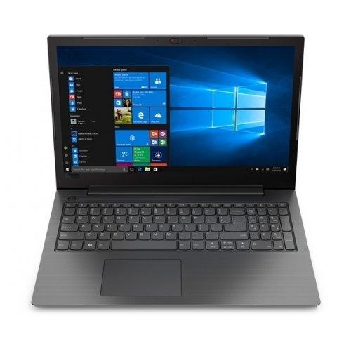 "Лаптоп Lenovo V130-15IKB, сив, 15.6"" (39.62см.) 1920x1080 (Full HD) без отблясъци, Процесор Intel Core i3-7020U (2x/4x), Видео Intel HD 620, 4GB DDR4 RAM, 256GB SSD диск, DVDRW, DOS ОС, Клавиатура- с БДС (снимка 1)"