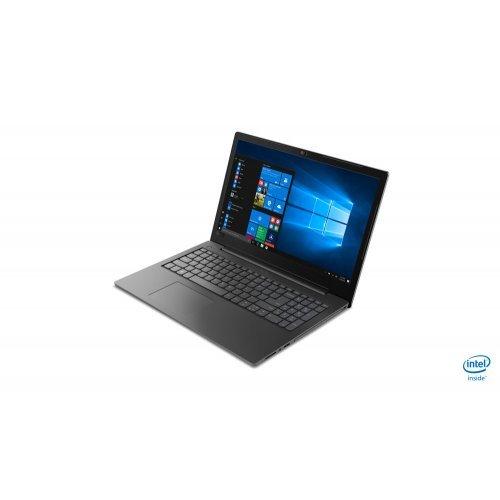 "Лаптоп Lenovo V130 , сив, 15.6"" (39.62см.) 1366x768 (HD) без отблясъци, Процесор Intel Celeron Dual-Core 3867U, Видео интегрирана, 4GB DDR4 RAM, 1TB HDD диск, без опт. у-во, DOS ОС, Клавиатура- с БДС (снимка 1)"