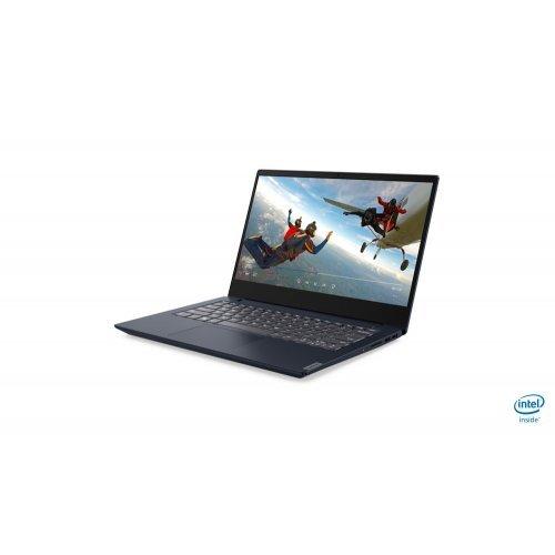 "Лаптоп Lenovo S340-14IWL , черен, 14.0"" (35.56см.) 1920x1080 (Full HD), Процесор Intel Core i3-8145U (2x/4x), Видео Intel UHD 620, 4GB DDR4 RAM, 256GB SSD диск, без опт. у-во, без ОС, Клавиатура- с БДС (снимка 1)"