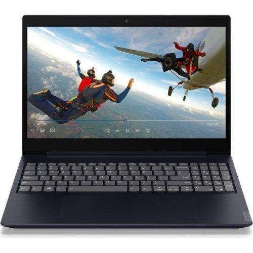 """Лаптоп Lenovo L340-15IWL, син, 15.6"""" (39.62см.) 1920x1080 (Full HD) без отблясъци TN, Процесор Intel Core i5-8265U (4x/8x), Видео nVidia GeForce MX230/ 2GB GDDR5, 8GB DDR4 RAM, 256GB SSD диск, без опт. у-во, без ОС, Клавиатура- с БДС (снимка 1)"""