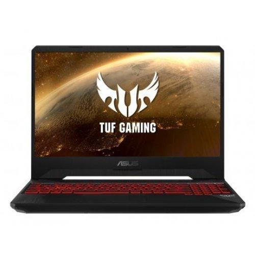 """Лаптоп Asus FX505DU-BQ024, 90NR0272-M03800, 15.6"""", AMD Ryzen 7 Quad-Core (снимка 1)"""
