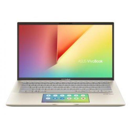 """Лаптоп Asus S432FA-EB018T, зелен, 14.0"""" (35.56см.) 1920x1080 (Full HD) без отблясъци, Процесор Intel Core i5-8265U (4x/8x), Видео Intel UHD 620, 8GB DDR4 RAM, 512GB SSD диск, без опт. у-во, Windows 10 64 ОС (снимка 1)"""