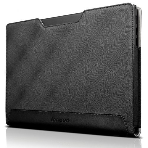 Чанта за лаптоп Lenovo Калъф за лаптоп Lenovo Yoga 500 Slot-in Sleeve, Black (GX40H71971) (снимка 1)