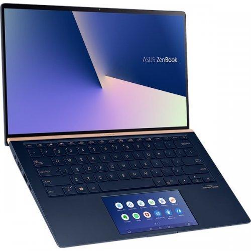 """Лаптоп Asus UX434FL-A6009R, 90NB0MP1-M01920, 14.0"""", Intel Core i7 Quad-Core (снимка 1)"""