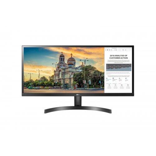 """Монитор LG 29"""" 29WL500-B, 2560 x 1080 (21:9) (снимка 1)"""