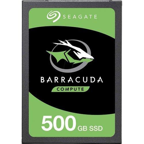 SSD Seagate 500GB Barracuda, SATA 3, ZA500CM1A003 (снимка 1)