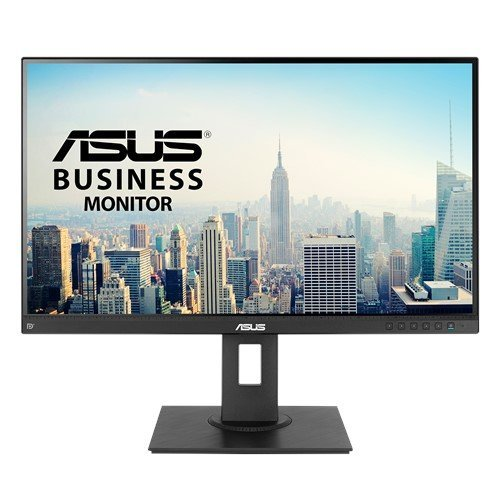 "Монитор Asus 27"" BE279CLB, FullHD 1920 x 1080 (16:9), IPS, HDMI/ DisplayPort DP/ D-SUB, USB, AUDIO, PIVOT, SWIVEL (снимка 1)"