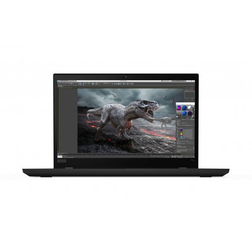 """Лаптоп Lenovo ThinkPad P53s, черен, 15.6"""" (39.62см.) 1920x1080 (Full HD) без отблясъци IPS, Процесор Intel Core i7-8665U (4x/8x), Видео nVidia Quadro P520M/ 2GB GDDR5, 16GB DDR4 RAM, 1TB SSD диск, без опт. у-во, Windows 10 Pro 64 ОС, Клавиатура- с БДС (снимка 1)"""
