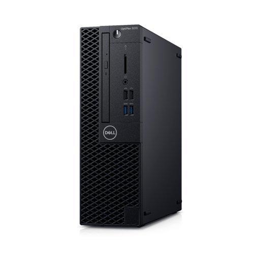 Настолен компютър DELL Dell OptiPlex 3070 SFF, Intel Core i3-9100, N510O3070SFF, Win 10 Pro (снимка 1)