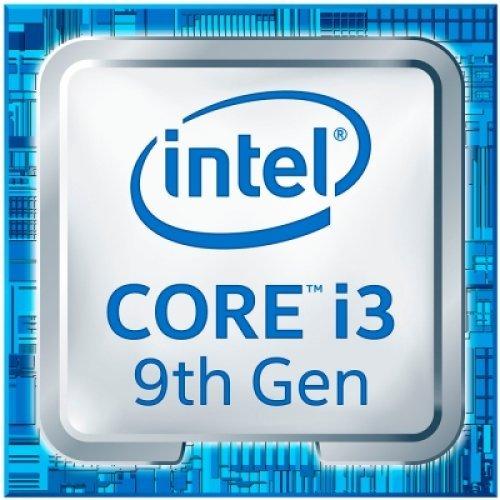 Процесор Intel Coffee Lake Core i3-9350KF (4c/4t), LGA1151 (300 Series), Box, no Cooler, no VGA, 4.0- 4.6GHz, 8MB L3 Cashe, TDP 91W, 14nm (снимка 1)