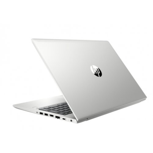 "Лаптоп HP ProBook 450 G6, сив, 15.6"" (39.62см.) 1920x1080 (Full HD) без отблясъци, Процесор Intel Core i7-8565U (4x/8x), Видео nVidia GeForce MX250/ 2GB GDDR5, 8GB DDR4 RAM, 1TB HDD + 256GB SSD диск, без опт. у-во, DOS ОС (снимка 1)"