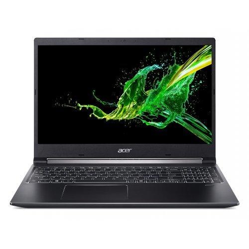 """Лаптоп Acer Aspire 7 A715-74G-753C , NH.Q5SEX.016, 15.6"""", Intel Core i7 Six-Core (снимка 1)"""