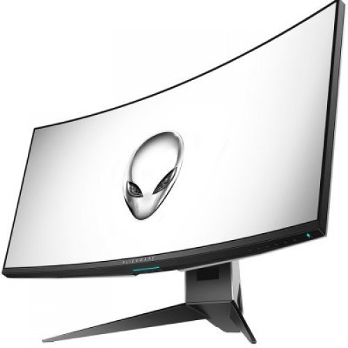 "Монитор Alienware 34"" Curved Gaming Monitor AW3418DW (снимка 1)"