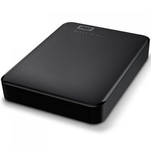 """Външен твърд диск Western Digital Elements, 4TB, 2.5"""", USB 3.0 WDBU6Y0040BBK (снимка 1)"""