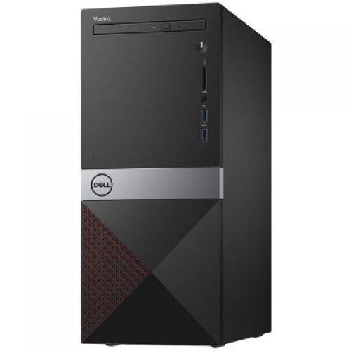 Настолен компютър DELL Dell Vostro 3670, Intel Core i3-8100, N204VD3670BTPEDB03_1905-14, Ubuntu (снимка 1)