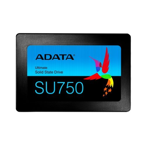 "SSD Adata 512GB, Ultimate SU750, 2.5"" SATA3, 3D TLC NAND (снимка 1)"