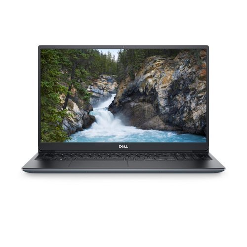 """Лаптоп Dell Vostro 15 5590, сив, 15.6"""" (39.62см.) 1920x1080 (Full HD) без отблясъци, Процесор Intel Core i5-10210U (4x/8x), Видео Intel UHD, 8GB DDR4 RAM, 256GB SSD диск, без опт. у-во, Linux Ubuntu 18.04 ОС, Клавиатура- светеща (снимка 1)"""