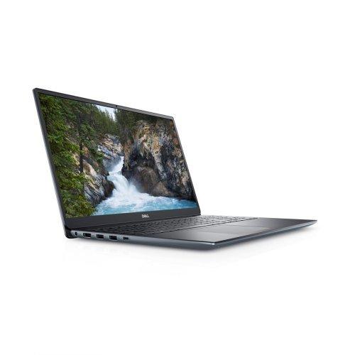 "Лаптоп Dell Vostro 15 5590, сив, 15.6"" (39.62см.) 1920x1080 (Full HD) без отблясъци, Процесор Intel Core i5-10210U (4x/8x), Видео Intel UHD, 8GB DDR4 RAM, 256GB SSD диск, без опт. у-во, Windows 10 Pro 64 English ОС, Клавиатура- светеща (снимка 1)"