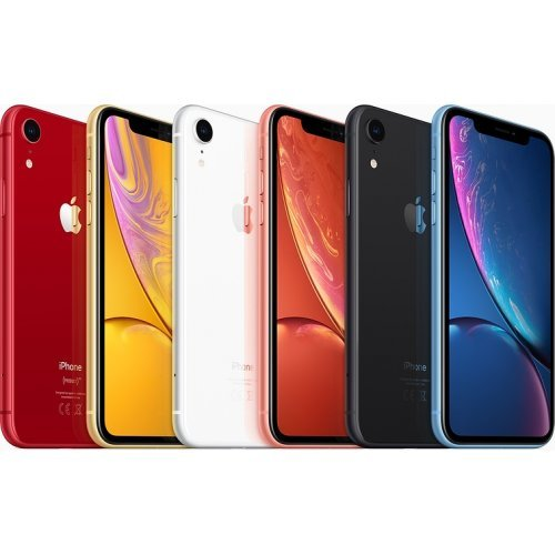 Смартфон Apple iPhone XR 128GB Blue (снимка 1)