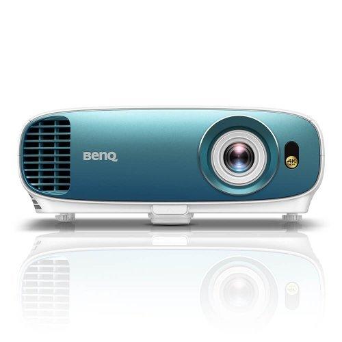 Дигитален проектор BenQ TK800M, Projector for Sports Fans, 4K HDR, DLP, 4K UHD (3840x2160), 10 000:1, 3000 ANSI Lumens, Zoom 1.1x, 96% Rec.709 Coverage, VGA, HDMI x2, USB Type A (1.5A), Audio In/Out, HDR10, Football & Sport Modes, Auto Keystone, 4.2kg, White (снимка 1)