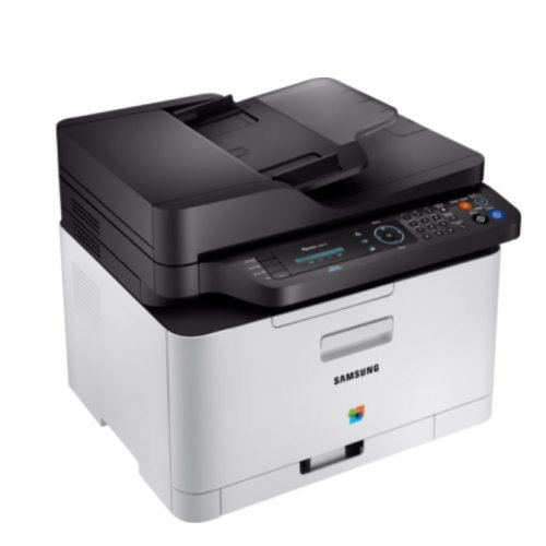 Принтер Samsung Xpress SL-C480FN Laser MFP Printer (снимка 1)