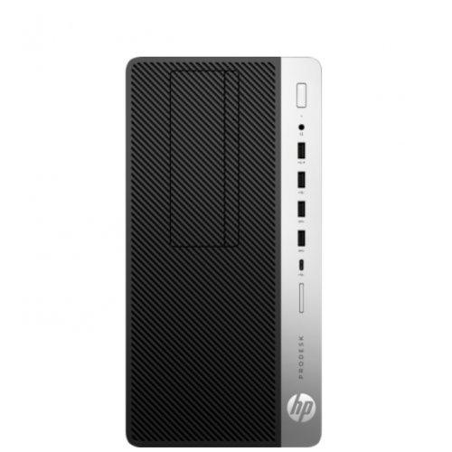 Настолен компютър HP HP ProDesk 600 G5 MT, Core i5-9500, 7AC14EA, Win 10 Pro 64bit (снимка 1)