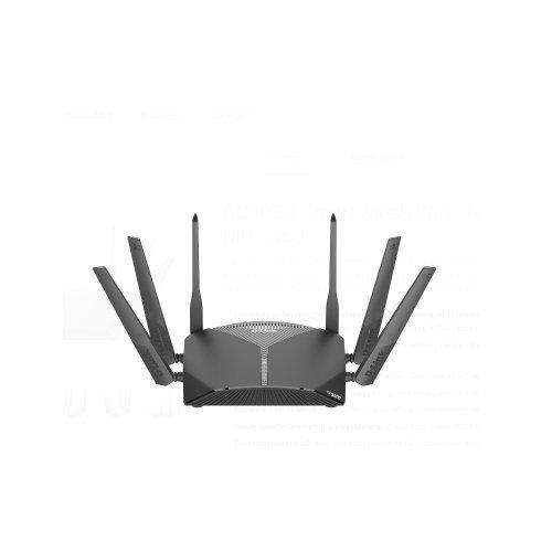 Безжичен рутер D-Link EXO AC3000 Smart Mesh Wi-Fi Router (снимка 1)