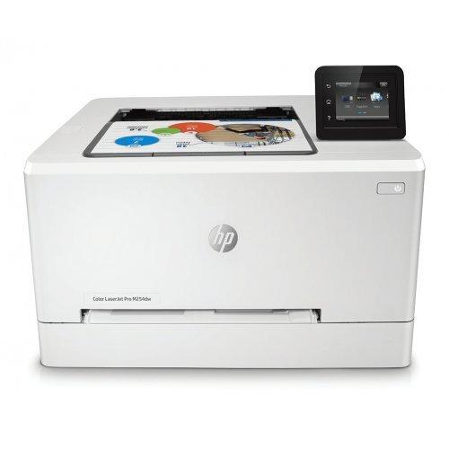 Принтер HP Color LaserJet Pro M254dw Printer (снимка 1)