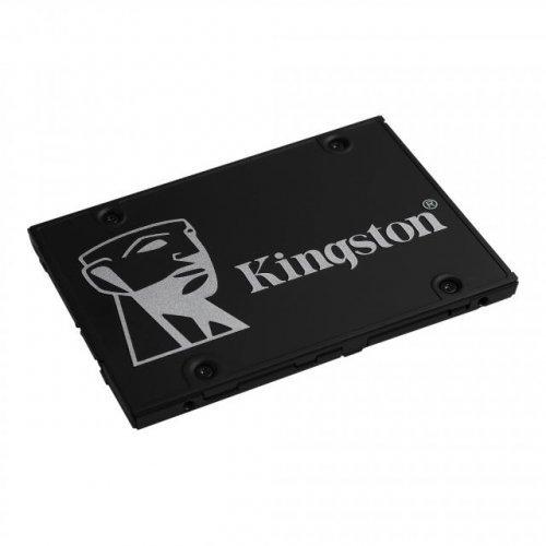 """SSD Kingston 1TB KC600 SATA3 2.5"""" (снимка 1)"""