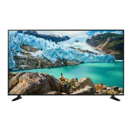 "Телевизор Samsung 50"" 50RU7092 4K UHD 3840 x 2160 LED TV, SMART, Apple AirPlay 2, HDR 10+, 1400 PQI, Dolby Digital Plus, DVB-T2CS2, WI-FI, 3xHDMI, 2xUSB, Charcoal Black (снимка 1)"
