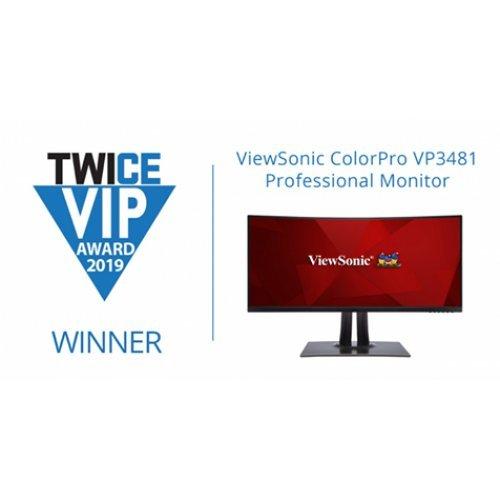 """Монитор ViewSonic 34"""" VP3481 (снимка 1)"""