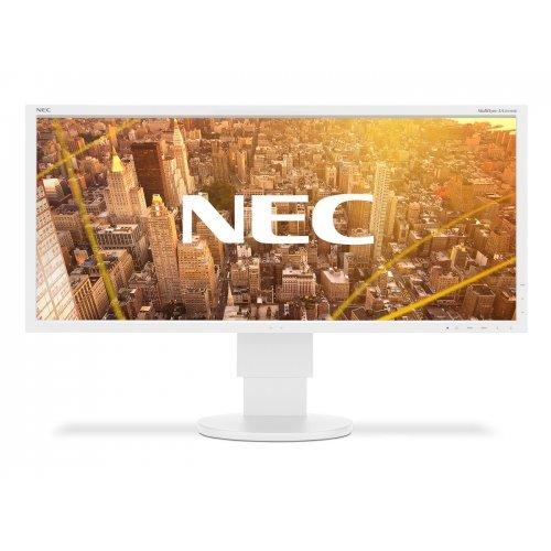 """Монитор NEC 29"""" EA295WMi White (снимка 1)"""