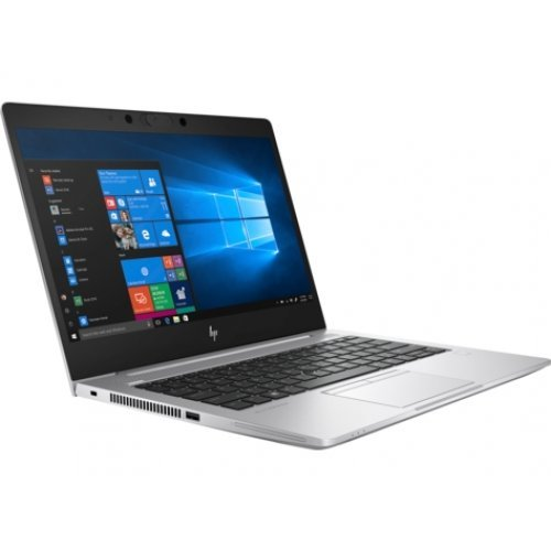 "Лаптоп HP EliteBook 830 G6, сребрист, 13.3"" (33.78см.) 1920x1080 (Full HD) без отблясъци IPS, Процесор Intel Core i5-8265U (4x/8x), Видео Intel HD 620, 8GB DDR4 RAM, 256GB SSD диск, без опт. у-во, Windows 10 Pro 64 ОС (снимка 1)"
