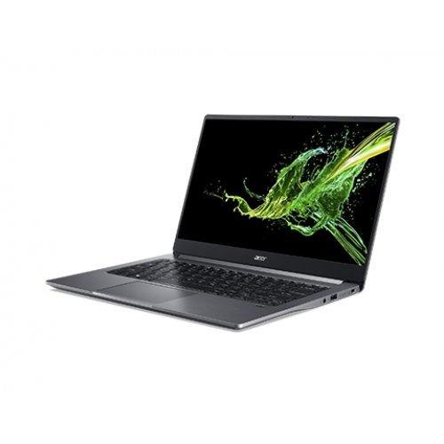 """Лаптоп Acer Swift 3 SF314-57G-35JG, сив, 14.0"""" (35.56см.) 1920x1080 (Full HD) без отблясъци IPS, Процесор Intel Core i3-1005G1 (2x/4x), Видео nVidia GeForce MX250, 8GB DDR4 RAM, 512GB SSD диск, без опт. у-во, Windows 10 ОС (снимка 1)"""