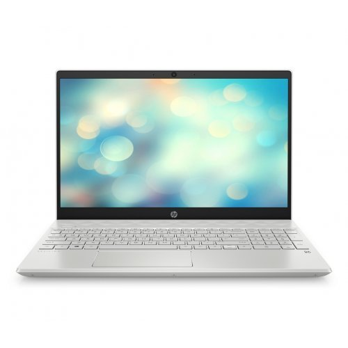"""Лаптоп HP Pavilion 15-cs3007nu, бял, 15.6"""" (39.62см.) 1920x1080 (Full HD) без отблясъци IPS, Процесор Intel Core i5-1035G1 (4x/8x), Видео nVidia GeForce MX130/ 2GB DDR5, 8GB DDR4 RAM, 256GB SSD диск, без опт. у-во, DOS ОС (снимка 1)"""