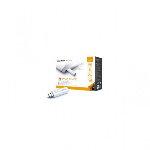 AVerTV Volar HD PRO, FM, USB 2.0, Външен тунер, Дистанционно (снимка 1)