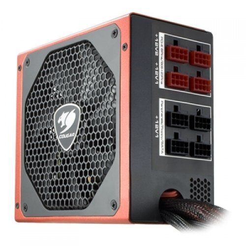 Захранващ блок COUGAR CMX 1000, 1000W, 80 Plus Bronze, Ultra-quiet & Temperature-controlled 120mm Fan, Full Protections with SCP, OCP, OVP, UVP, OPP (снимка 1)