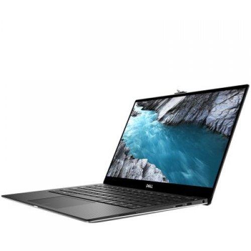 """Лаптоп Dell XPS 13 7390, сив и черен отвътре, 13.3"""" (33.78см.) 1920x1080 (Full HD) 60Hz WVA, Процесор Intel Core i7-10510U (4x/8x), Видео Intel UHD, 16GB LPDDR3 RAM, 512GB SSD диск, без опт. у-во, Linux Ubuntu ОС (снимка 1)"""