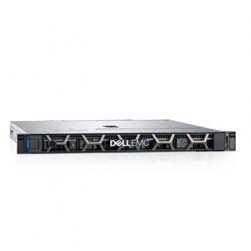 "Сървър Dell PowerEdge R240, Intel Xeon E-2124 (3.3GHz, 8M), 8GB 2666 DDR4 ECC UDIMM, 1TB SATA, PERC H330, iDRAC9 Basic, 3.5"" Chassis with up to 4 Cabled Hard Drives, 3Yr NBD (снимка 1)"