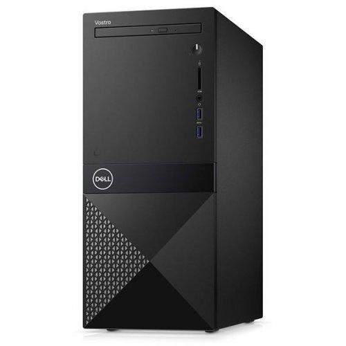 Настолен компютър DELL Dell Vostro 3670 MT, Intel Core i3-9100, N510VD3670EMEA01_R2005_UBU, Linux (снимка 1)